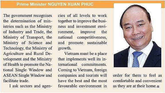 Procedures get cut to boost trade, vietnam economy, business news, vn news, vietnamnet bridge, english news, Vietnam news, news Vietnam, vietnamnet news, vn news, Vietnam net news, Vietnam latest news, Vietnam breaking news