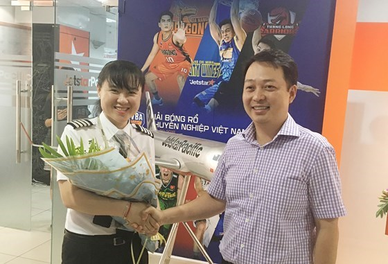 Jetstar Pacific has first female Vietnamese captain, social news, vietnamnet bridge, english news, Vietnam news, news Vietnam, vietnamnet news, Vietnam net news, Vietnam latest news, vn news, Vietnam breaking news