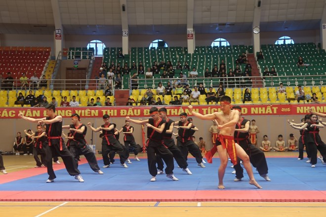 Martial arts exchange between Vietnamese, French provinces, Sports news, football, Vietnam sports, vietnamnet bridge, english news, Vietnam news, news Vietnam, vietnamnet news, Vietnam net news, Vietnam latest news, vn news, Vietnam breaking news
