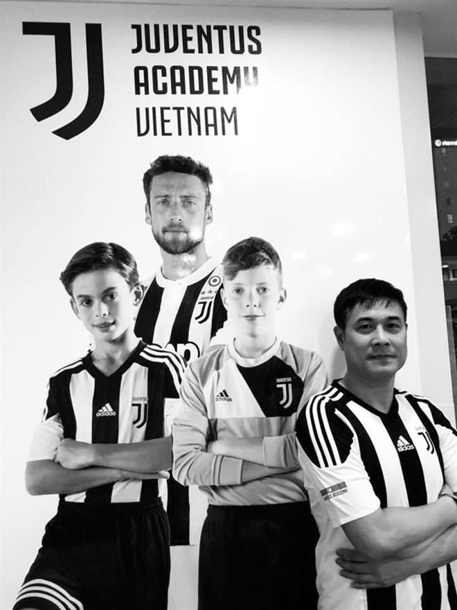 Juventus opens training academy in Vietnam, Sports news, football, Vietnam sports, vietnamnet bridge, english news, Vietnam news, news Vietnam, vietnamnet news, Vietnam net news, Vietnam latest news, vn news, Vietnam breaking news
