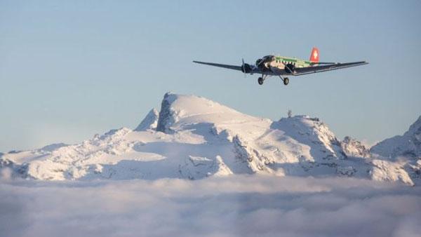 Switzerland, aircraft crashed