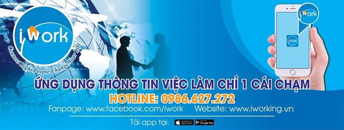 Vietnam to launch quick job search application, social news, vietnamnet bridge, english news, Vietnam news, news Vietnam, vietnamnet news, Vietnam net news, Vietnam latest news, vn news, Vietnam breaking news