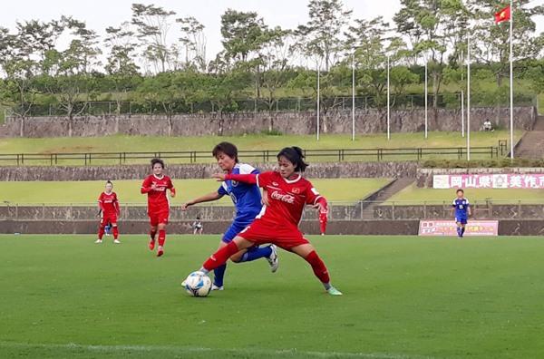 Vietnam lose to Okayama in friendly match in Japan, Sports news, football, Vietnam sports, vietnamnet bridge, english news, Vietnam news, news Vietnam, vietnamnet news, Vietnam net news, Vietnam latest news, vn news, Vietnam breaking news
