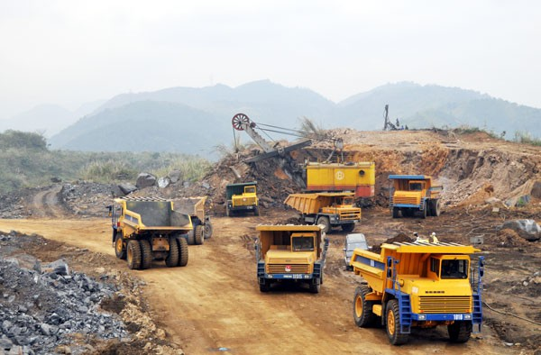 Polluting mining firm in Son La has licenses revoked, Vietnam environment, climate change in Vietnam, Vietnam weather, Vietnam climate, pollution in Vietnam, environmental news, sci-tech news, vietnamnet bridge, english news, Vietnam news, news Vietnam, v