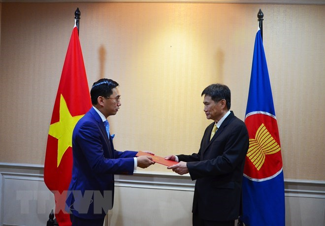 Vietnam committed to building strong ASEAN Community, Government news, Vietnam breaking news, politic news, vietnamnet bridge, english news, Vietnam news, news Vietnam, vietnamnet news, Vietnam net news, Vietnam latest news, vn news