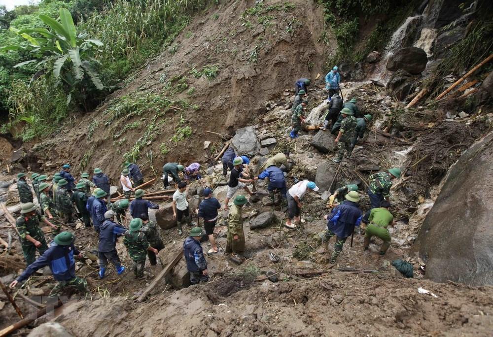 Casualties, missing victims from landslides in Lai Chau amount to 15, social news, vietnamnet bridge, english news, Vietnam news, news Vietnam, vietnamnet news, Vietnam net news, Vietnam latest news, vn news, Vietnam breaking news