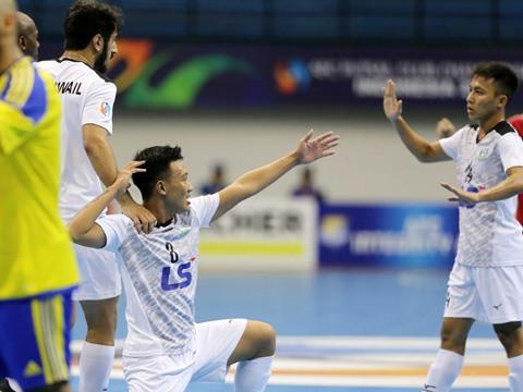 Thai Son Nam enter AFC Futsal Club champs' quarter-finals, Sports news, football, Vietnam sports, vietnamnet bridge, english news, Vietnam news, news Vietnam, vietnamnet news, Vietnam net news, Vietnam latest news, vn news, Vietnam breaking news