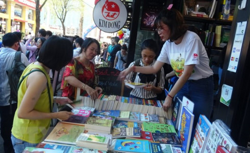 2018 Autumn Book Festival to open in Hanoi on August 22