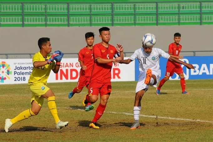 Vietnam crash out of AFF U16 champs, Sports news, football, Vietnam sports, vietnamnet bridge, english news, Vietnam news, news Vietnam, vietnamnet news, Vietnam net news, Vietnam latest news, vn news, Vietnam breaking news