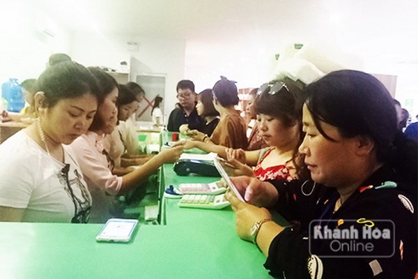 vietnam economy, business news, vn news, vietnamnet bridge, english news, Vietnam news, news Vietnam, vietnamnet news, vn news, Vietnam net news, Vietnam latest news, Vietnam breaking news, online tourism, POS, Chinese travelers