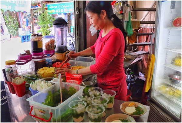 Huyen Vi Café, pandan jelly, food safety, Vietnam economy, Vietnamnet bridge, English news about Vietnam, Vietnam news, news about Vietnam, English news, Vietnamnet news, latest news on Vietnam, Vietnam