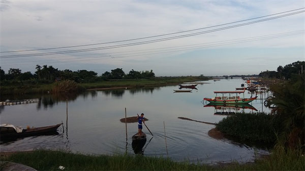Hoi An, An Nhien Farm, Hoi An river dyke, Vietnam economy, Vietnamnet bridge, English news about Vietnam, Vietnam news, news about Vietnam, English news, Vietnamnet news, latest news on Vietnam, Vietnam