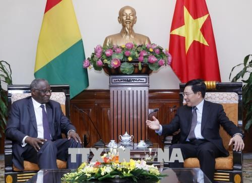 Vietnam looks to deepen relations with Rwanda, Guinea, Government news, Vietnam breaking news, politic news, vietnamnet bridge, english news, Vietnam news, news Vietnam, vietnamnet news, Vietnam net news, Vietnam latest news, vn news