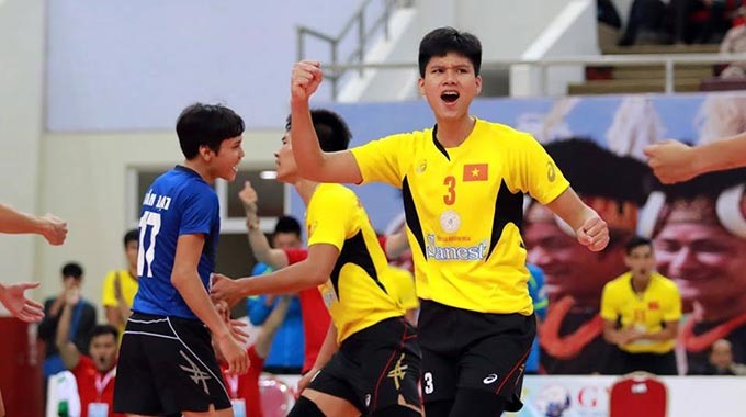 Khanh Hoa rank fourth in AFC volleyball champs, Sports news, football, Vietnam sports, vietnamnet bridge, english news, Vietnam news, news Vietnam, vietnamnet news, Vietnam net news, Vietnam latest news, vn news, Vietnam breaking news