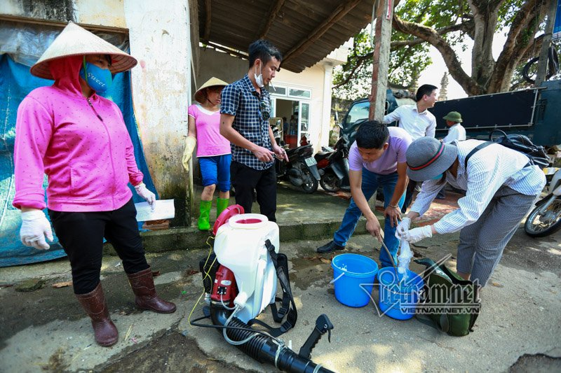 Hanoi's suburb rushes to clean up the flood-hit areas, social news, vietnamnet bridge, english news, Vietnam news, news Vietnam, vietnamnet news, Vietnam net news, Vietnam latest news, vn news, Vietnam breaking news