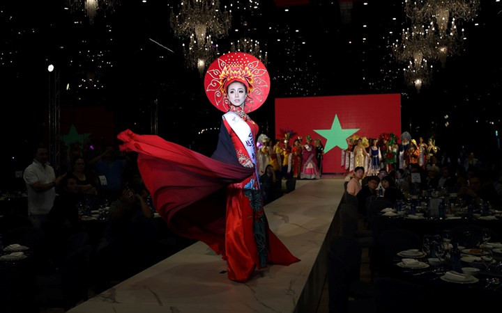Vietnam's Lan Trinh wins talent award at Lady of Brilliancy Int'l 2018, entertainment events, entertainment news, entertainment activities, what's on, Vietnam culture, Vietnam tradition, vn news, Vietnam beauty, news Vietnam, Vietnam news, Vietnam net new
