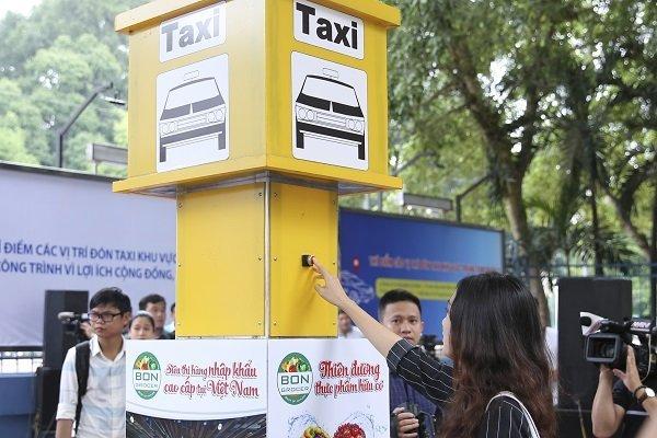 Taxi stands designated in HCMC center, social news, vietnamnet bridge, english news, Vietnam news, news Vietnam, vietnamnet news, Vietnam net news, Vietnam latest news, vn news, Vietnam breaking news
