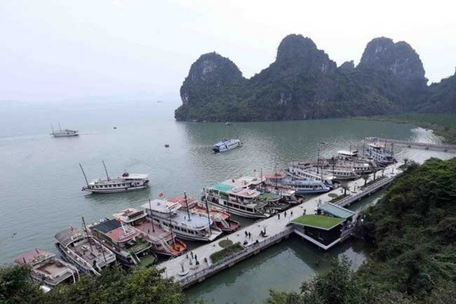 Ha Long suspends licenses of 20 cruise ships, travel news, Vietnam guide, Vietnam airlines, Vietnam tour, tour Vietnam, Hanoi, ho chi minh city, Saigon, travelling to Vietnam, Vietnam travelling, Vietnam travel, vn news