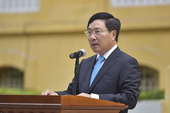 Vietnam gives top priority to ASEAN in foreign diplomacy: FM,Government news, Vietnam breaking news, politic news, vietnamnet bridge, english news, Vietnam news, news Vietnam, vietnamnet news, Vietnam net news, Vietnam latest news, vn news