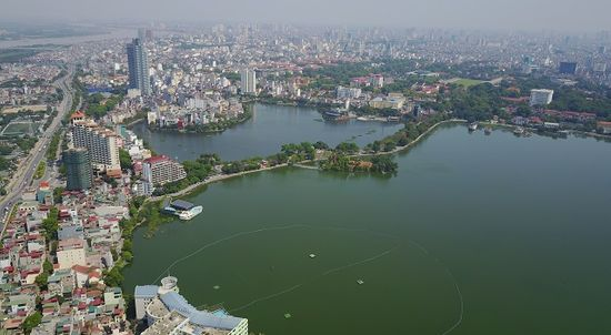 Hanoi strives to revive rivers and lakes