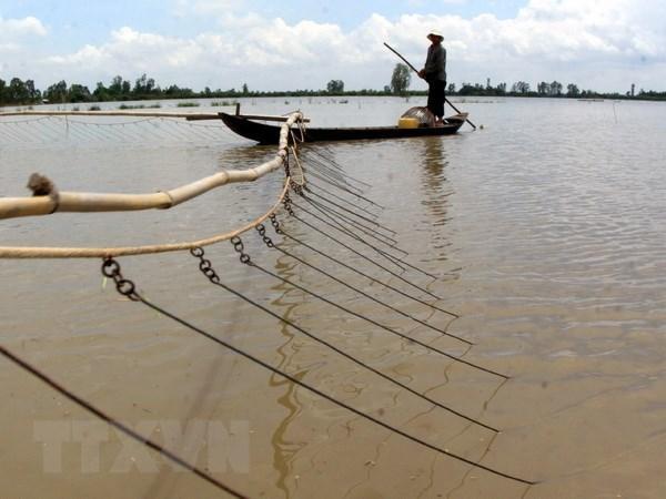 Mekong Delta region warned about serious flooding, social news, vietnamnet bridge, english news, Vietnam news, news Vietnam, vietnamnet news, Vietnam net news, Vietnam latest news, vn news, Vietnam breaking news