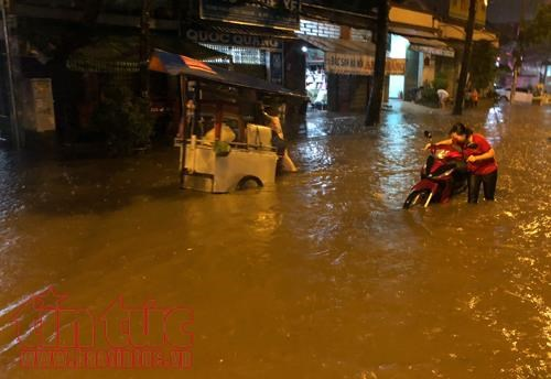 HCM City needs over 4 bln USD for flood prevention, wastewater treatment, social news, vietnamnet bridge, english news, Vietnam news, news Vietnam, vietnamnet news, Vietnam net news, Vietnam latest news, vn news, Vietnam breaking news