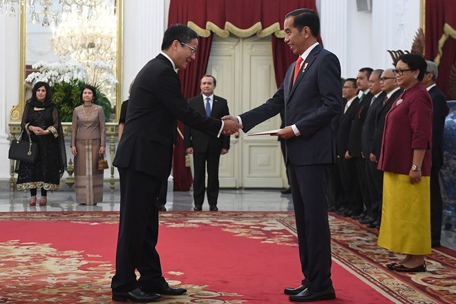 Indonesian President's Vietnam visit expected to boost ties