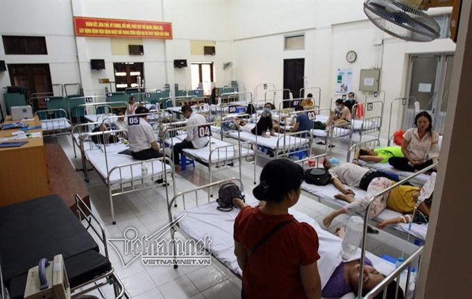 Dengue fever cases on the rise in Hanoi, social news, vietnamnet bridge, english news, Vietnam news, news Vietnam, vietnamnet news, Vietnam net news, Vietnam latest news, vn news, Vietnam breaking news