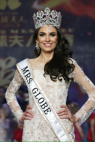 Mrs Vietnam Model beauty pageant licensed