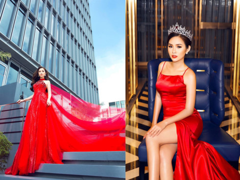 Thanh Trang to judge Miss All Nations Pageant 2018 in China