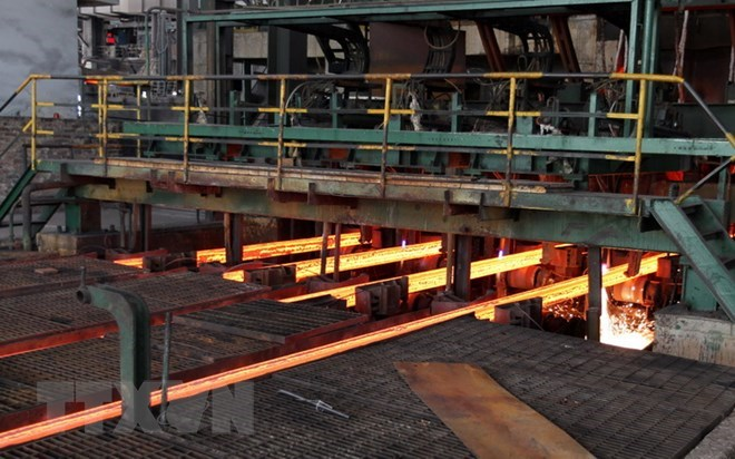 Vietnamese steel sector amidst US-China trade war
