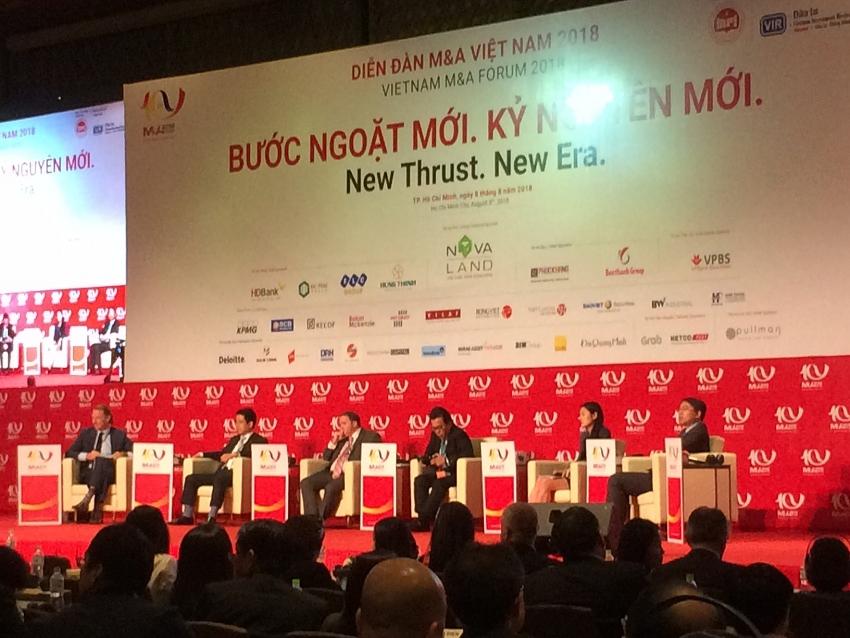 Vietnam M&A Forum: deals driven by a 100-million market
