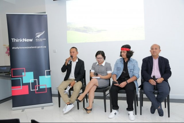 Vietnamese students to New Zealand on the rise