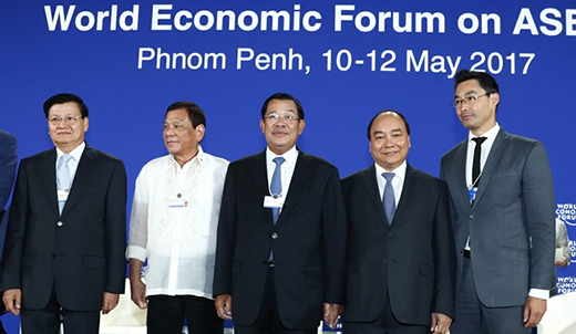 WEF on ASEAN in Vietnam to welcome record number of region's leaders