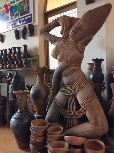 Ancient pottery village discovery in Phan Rang, entertainment events, entertainment news, entertainment activities, what's on, Vietnam culture, Vietnam tradition, vn news, Vietnam beauty, news Vietnam, Vietnam news, Vietnam net news, vietnamnet news, viet