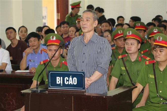 Man in Nghe An gets 20 years for overthrow attempt