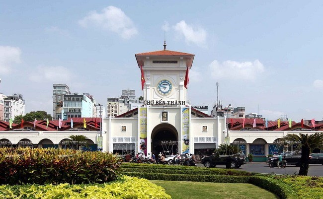 Foreign arrivals to HCM City up 14 times over 25 years