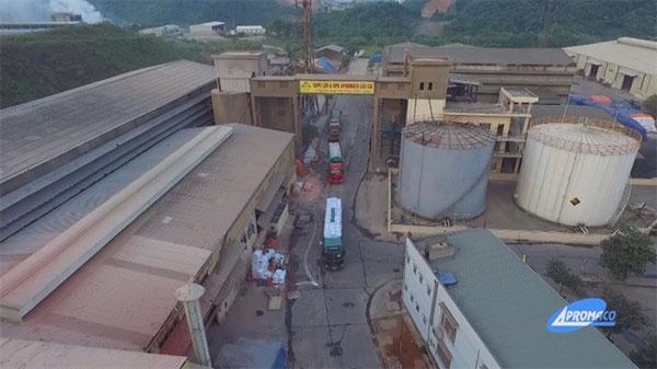 Lao Cai, firms, fined for environmental damage, Vietnam economy, Vietnamnet bridge, English news about Vietnam, Vietnam news, news about Vietnam, English news, Vietnamnet news, latest news on Vietnam, Vietnam
