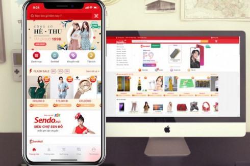 Ecommerce platform Sendo gets US$51m from new investors, vietnam economy, business news, vn news, vietnamnet bridge, english news, Vietnam news, news Vietnam, vietnamnet news, vn news, Vietnam net news, Vietnam latest news, Vietnam breaking news