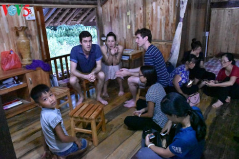Homestay tourism boosts income of Tay people, travel news, Vietnam guide, Vietnam airlines, Vietnam tour, tour Vietnam, Hanoi, ho chi minh city, Saigon, travelling to Vietnam, Vietnam travelling, Vietnam travel, vn news