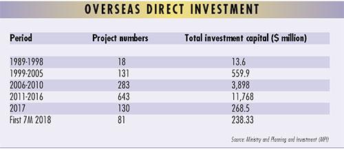 Local investors eyeing the globe - News VietNamNet