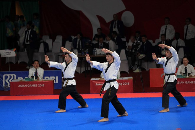 ASIAD 2018: Taekwondo athletes win first medal for Vietnam