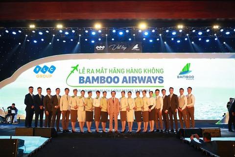 FLC launches Bamboo Airways, vietnam economy, business news, vn news, vietnamnet bridge, english news, Vietnam news, news Vietnam, vietnamnet news, vn news, Vietnam net news, Vietnam latest news, Vietnam breaking news