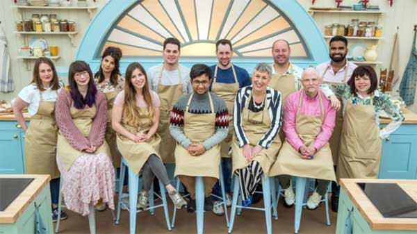 Great British Bake Off, contestants, crown