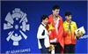 Weightlfiter Tuan brings home first silver medal in ASIAD