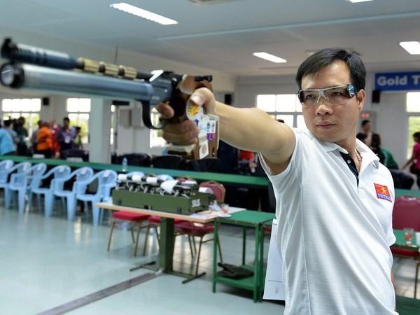 ASIAD 2018: shooter Hoang Xuan Vinh fails in forte category, Sports news, football, Vietnam sports, vietnamnet bridge, english news, Vietnam news, news Vietnam, vietnamnet news, Vietnam net news, Vietnam latest news, vn news, Vietnam breaking news