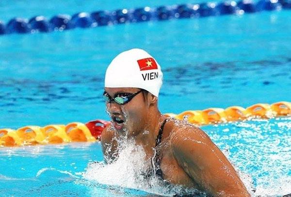 ASIAD, swimmer Nguyen Thi Anh Vien, Vietnam economy, Vietnamnet bridge, English news about Vietnam, Vietnam news, news about Vietnam, English news, Vietnamnet news, latest news on Vietnam, Vietnam