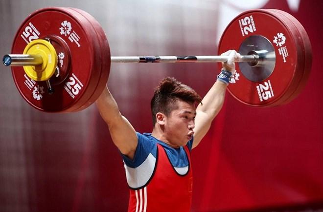 Weightlifter Trinh Van Vinh wins silver at ASIAD, Sports news, football, Vietnam sports, vietnamnet bridge, english news, Vietnam news, news Vietnam, vietnamnet news, Vietnam net news, Vietnam latest news, vn news, Vietnam breaking news