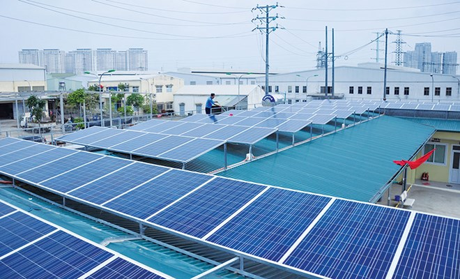 Rooftop solar panels can satisfy half of power demand: experts, Vietnam environment, climate change in Vietnam, Vietnam weather, Vietnam climate, pollution in Vietnam, environmental news, sci-tech news, vietnamnet bridge, english news, Vietnam news, news