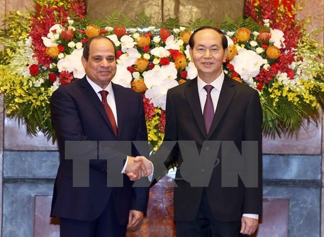 High level visits to shape basis for stronger Vietnam-Egypt ties, President's visit to Ethiopia to enhance bilateral relations, PM orders meticulous preparation for WEF ASEAN, Vietnam, China push cooperation between localities